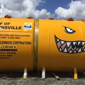 Haughton Pipeline Duplication Project